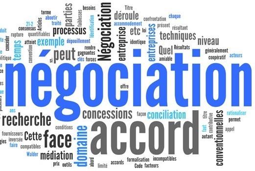 Négociation : le droit syndical